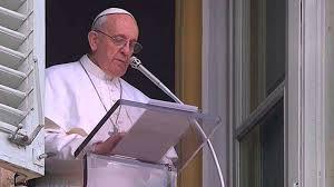 papa francesco angelus del 15 novembre