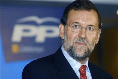 Mariano Rajoy vince in spagna