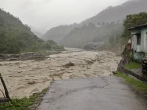 alluvioni india