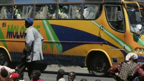 bus attaccato in kenya