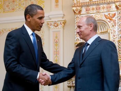 obama e putin accordo