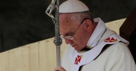 papa francesco minacce terroristi