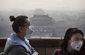 pechino allarme rosso smog