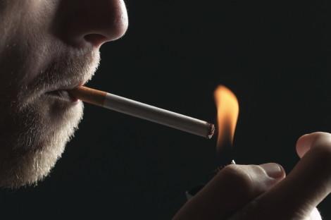 sigaretta fumo fondo cure cancro