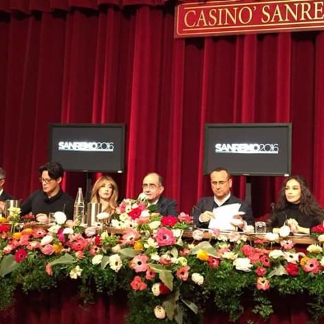 Sanremo 2016 conduttori
