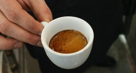 prendere caffe cuore