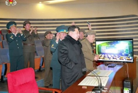 corea del nord lancio missile