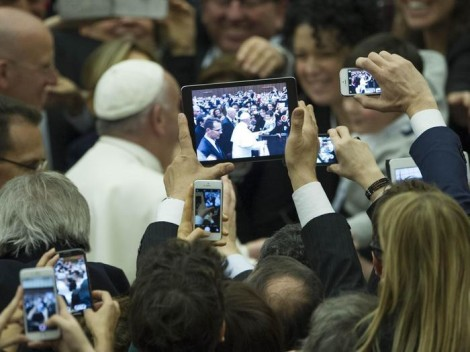 papa e imprenditori