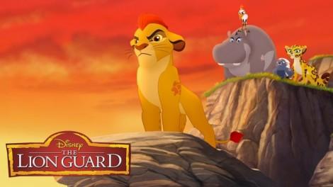 The lion guard Disney