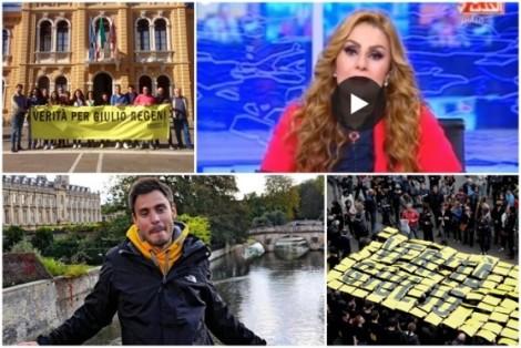 caso regeni giornalista egiziana