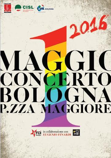 concerto 1 maggio bologna 2016
