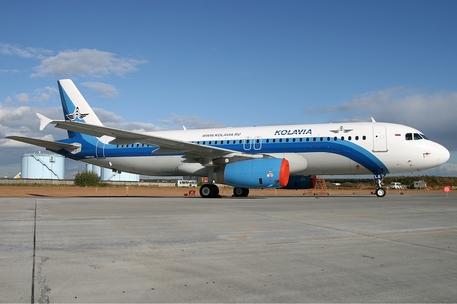aereo russo precipitato