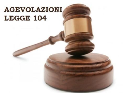 agevolazioni legge 104