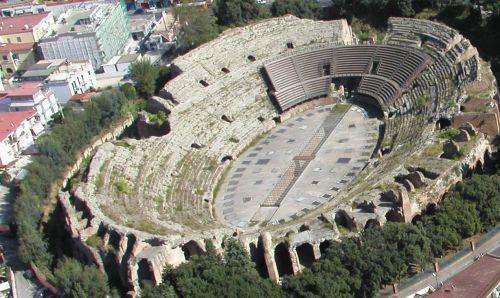 anfiteatro cumano