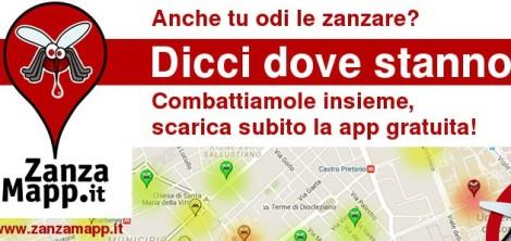 app zanzare