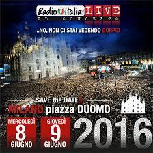 radio italia live il concerto 2016