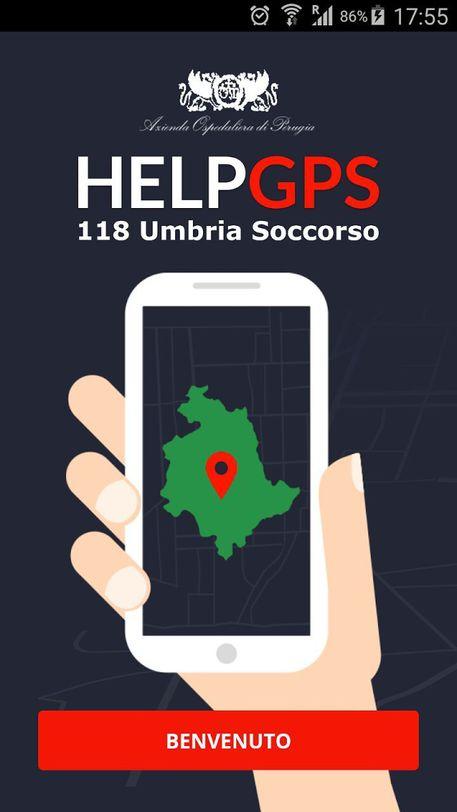 Help Gps 118 Umbria Soccorso