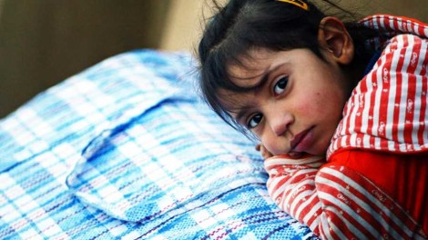 migranti salvataggio bambini
