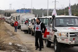 missione umanitaria russia aleppo