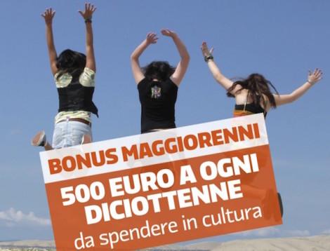 bonus cultura