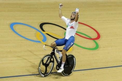 elia viviani oro olimpiadi 2016