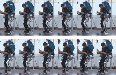paraplegici recupero funzionalita con avatar