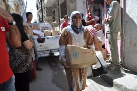 siria aiuti umanitari