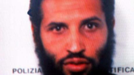 stato islamico cattura esponente
