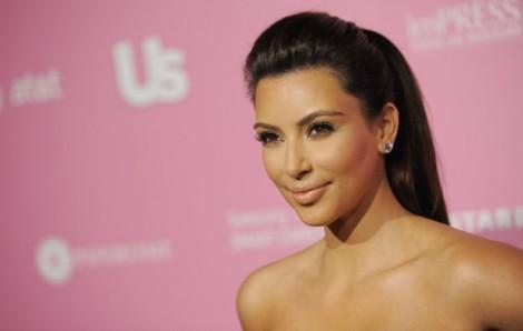Kim Kardashian psoriasi