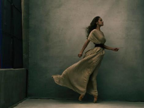 Misty Copeland , New York 2015 © Annie Leibovitz dalle donne : nuovi ritratti , commissionati da UBS