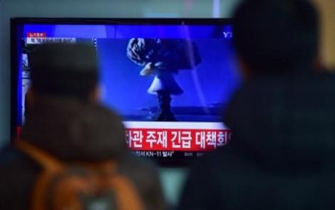 corea del nord test nucleare