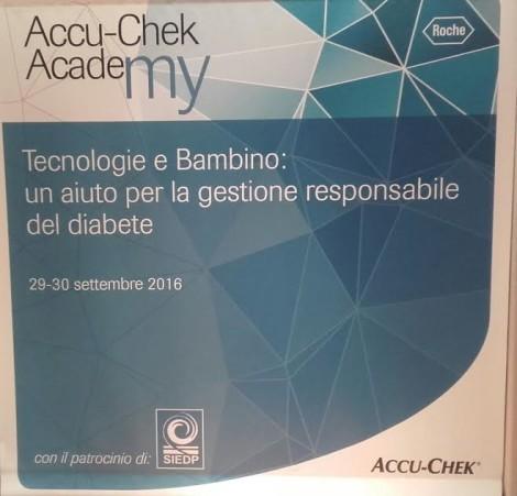 roche e siedp tecnologia diabete infantile