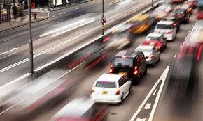 rumore e traffico