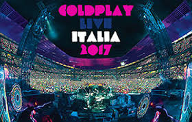 coldplay tour 2017 data italiana