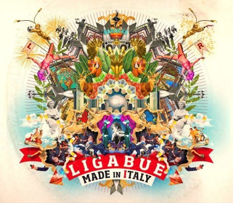 made in italy cover album