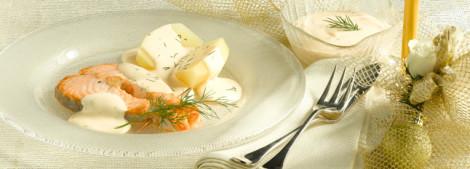 SALMONE_FORNo con patate