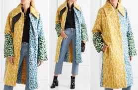 cappotto maculato