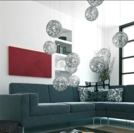 lampadari a sospensioni moderne