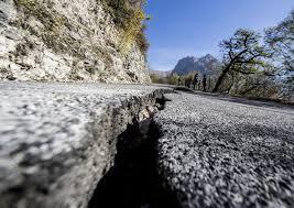 terremoto forte scossa