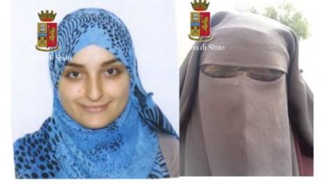 giovane condannata per terrorismo internazionale