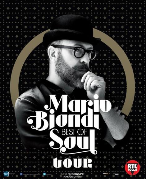 mario biondi best of soul tour