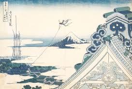 opere di Hokusai e collezione moda