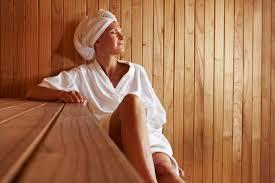 sauna benefica per il cuore e cervello