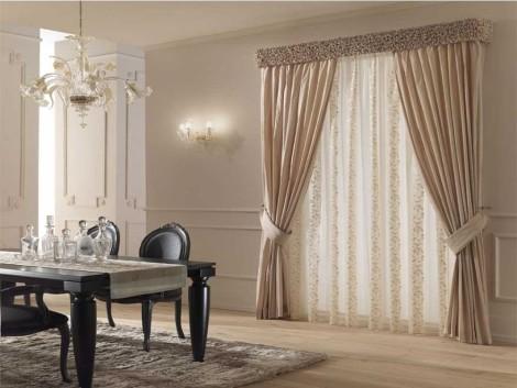 Tende casa come sceglierle tutto per lei for Tende lino moderne