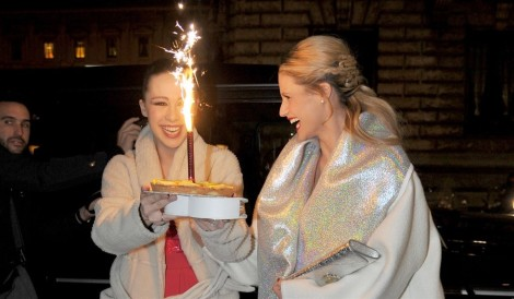 compleanno michelle hunziker