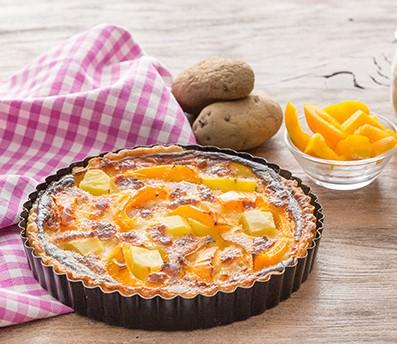 torta salata di peperoni e patate (2)