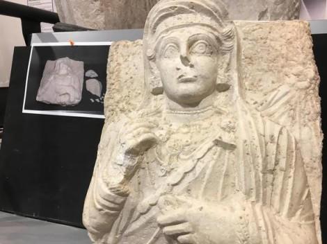Archeologia: Italia salva arte ferita di Palmira