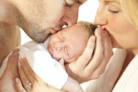 nascita figlio genitori