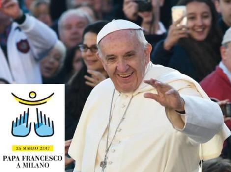 Visita di papa francesco a milano vengo da sacerdote e - Papa francesco divano ...