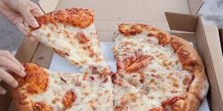 sostanze tossiche cartoni pizza